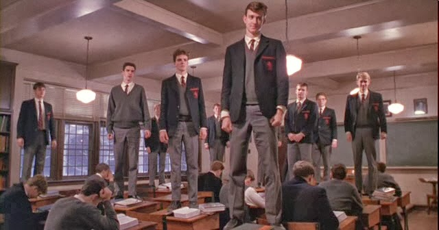 Robin Williams can leave the Institution knowing that he made a change in at least some lives in Dead Poets Society.