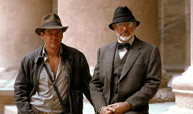 Indy's prize is not the Grail; it is rebuilding the relationship with his estranged father, something far more important.