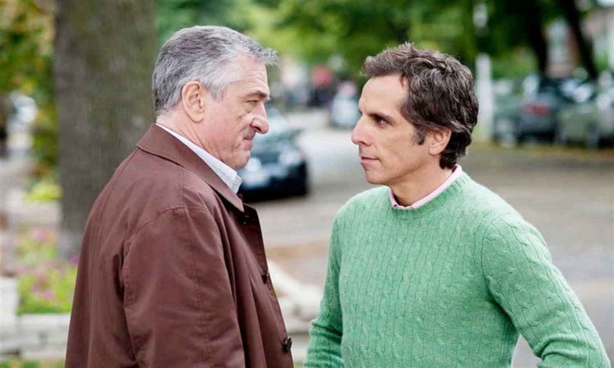 Ben Stiller stands up to his future father-in-law, challenging and changing the Family Institution.