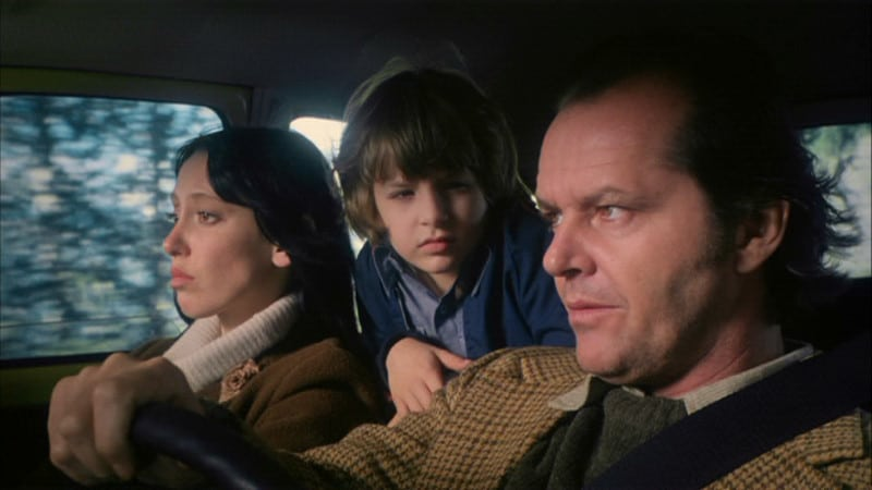 Jack drives his family to a date with destiny at the Overlook Hotel. Will they surviving being snowbound for the winner as the Donner Party did not?