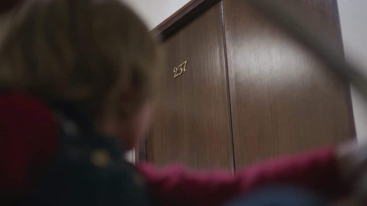 Danny checks out Room 237. What's the mystery behind that door? Is it Fun and Games or absolute terror?