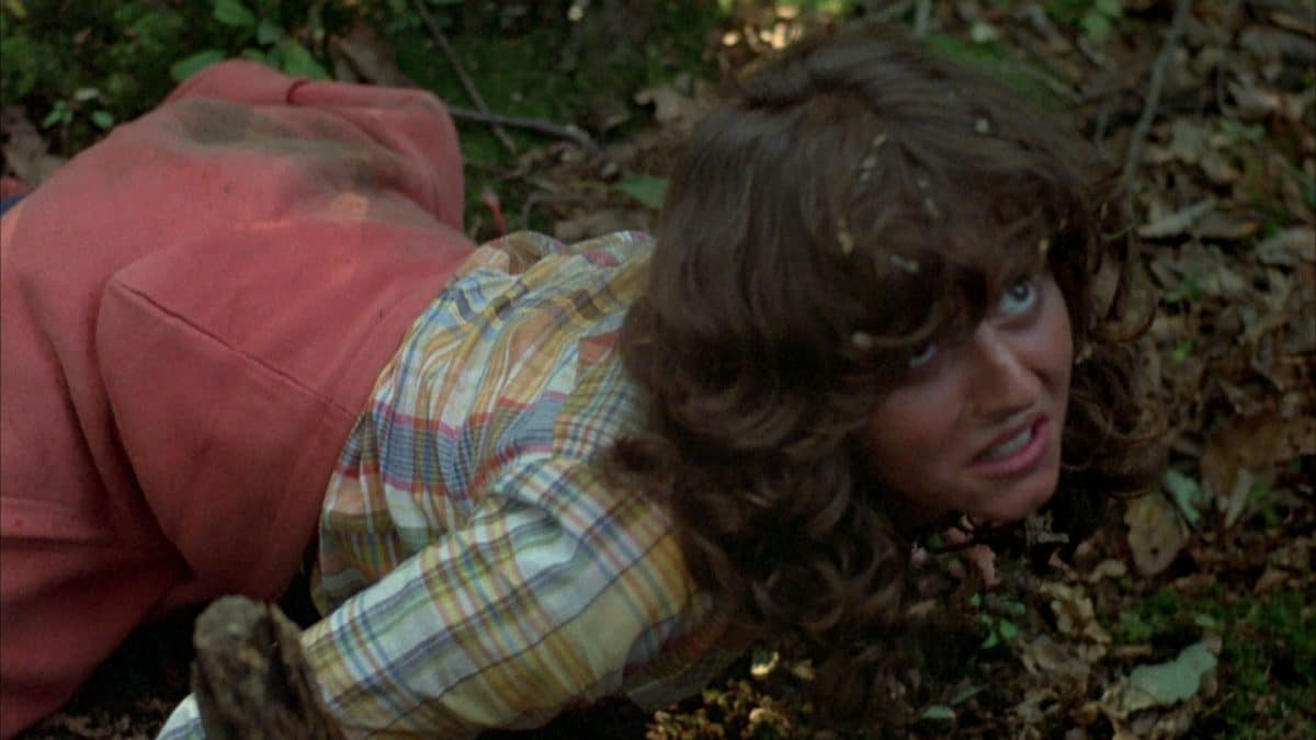 Fun-loving Annie is the first to meet her demise on Friday the 13th – and the level of suspense rises for the remaining members of the Camp Crystal Lake group.