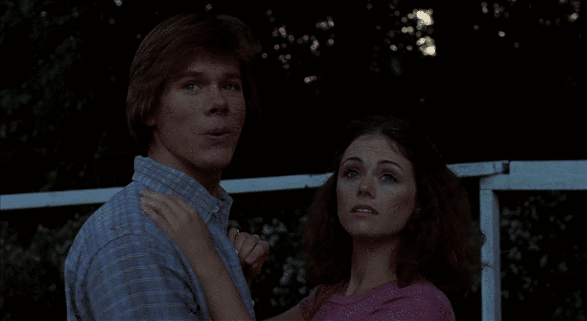 Jack and Marcie are Camp Crystal Lake's doomed lovers, embarking in some forbidden fun before their untimely demises.