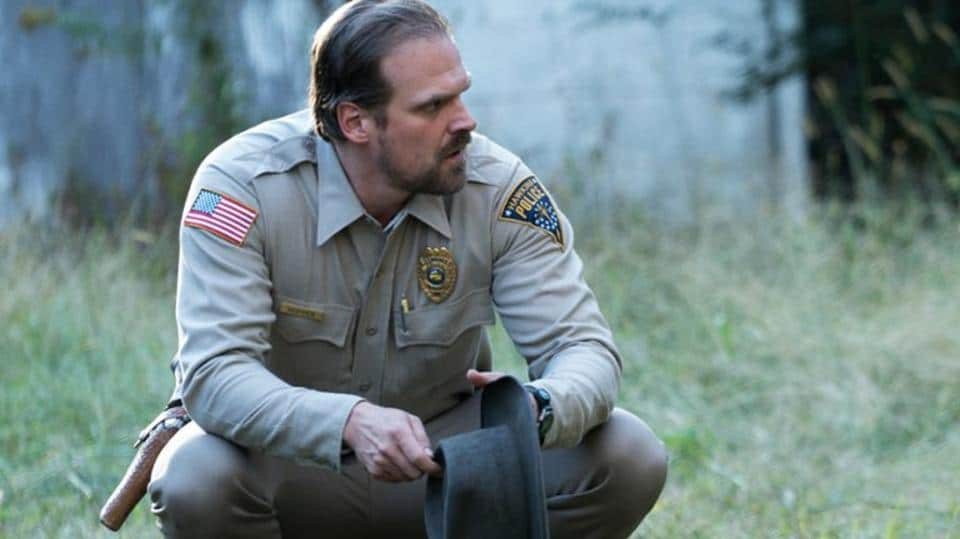 For Chief Jim Hopper, there's a Whydunit to solve.