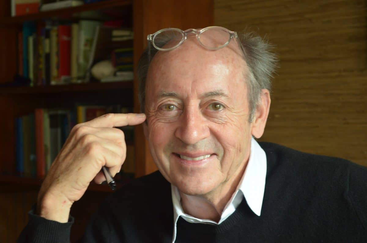 The poet Billy Collins