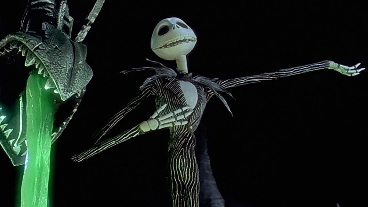 Jack Skellington is the troubled king who rules the kingdom of Halloween.