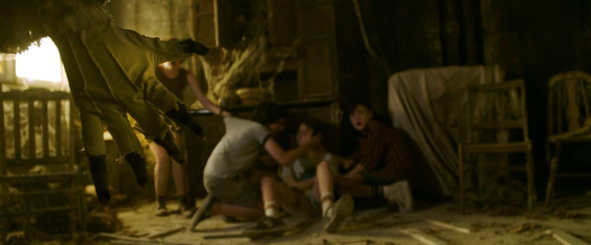 The Losers' Club are finding that All is Lost in the Niebolt House during their clown hunt.