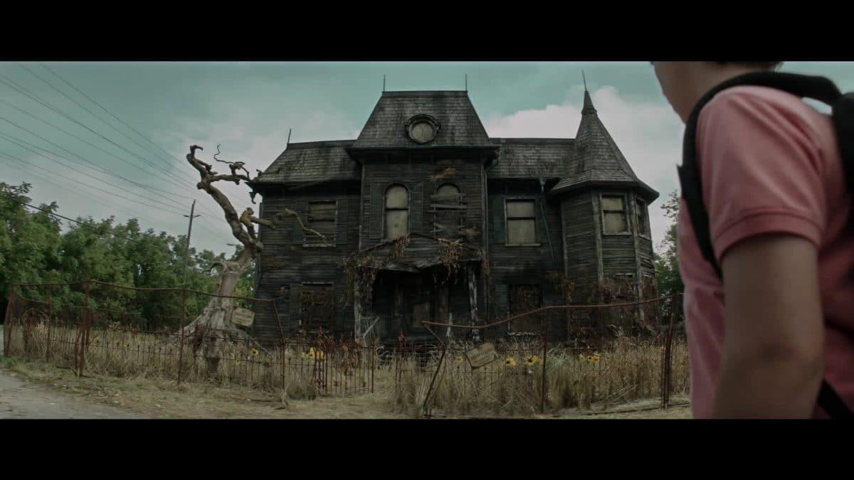 The Neibolt house holds many secrets.