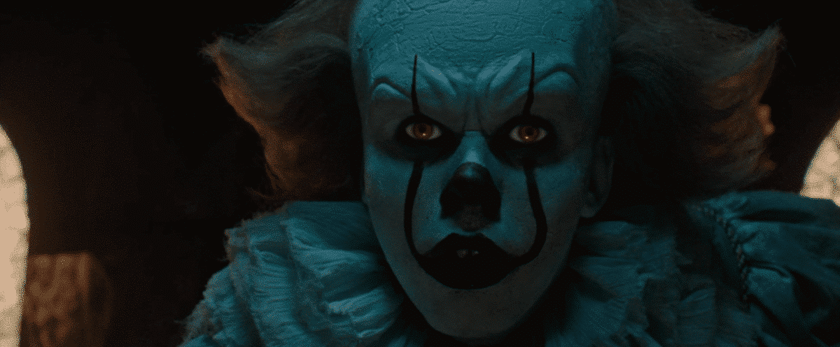Pennywise is the Bad Guy that Closes In within the Niebolt House.