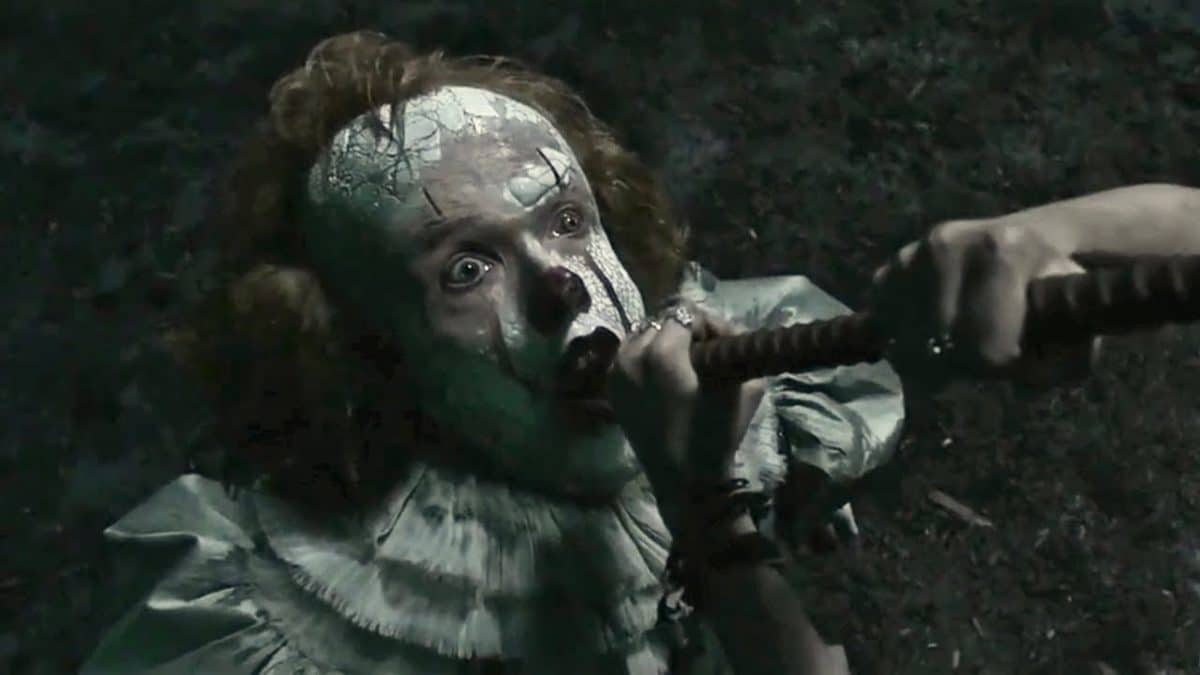 Pennywise eats rebar--it's high in iron.