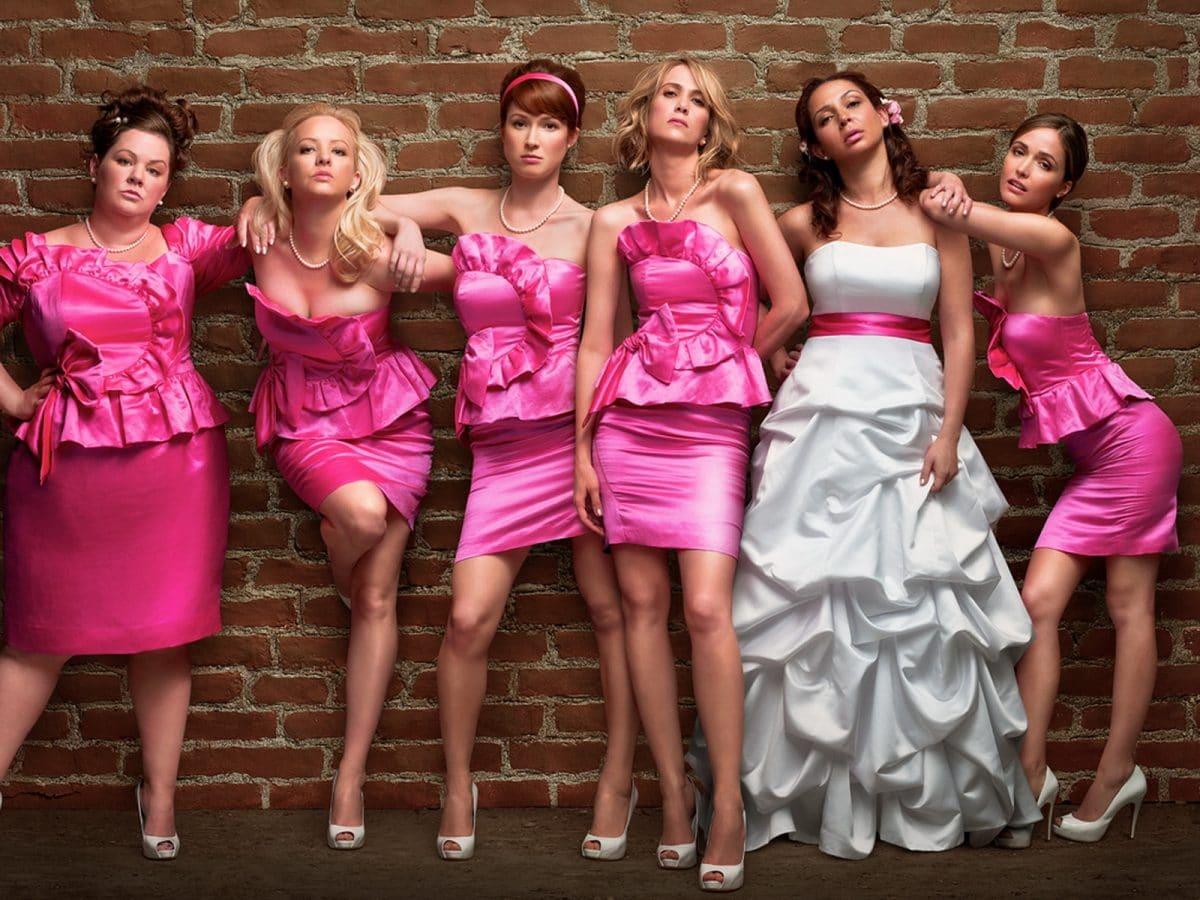 The ensemble of Bridesmaids