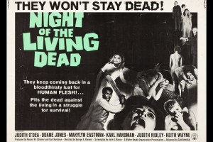 <i>Night of the Living Dead</i> Beat Sheet