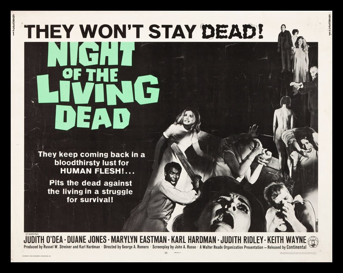 Night Of The Living Dead Beat Sheet Save The Cat