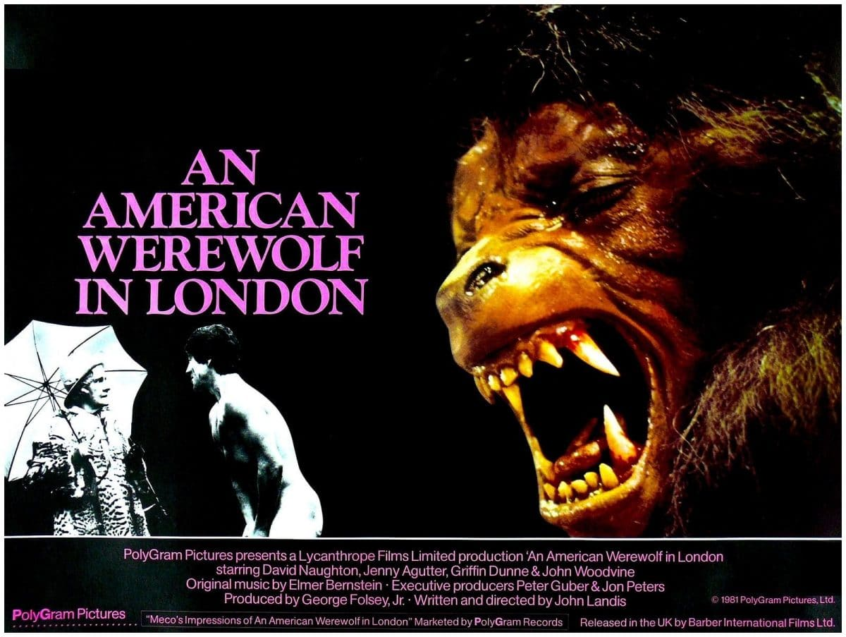 An American Werewolf In London Beat Sheet Save The Cat