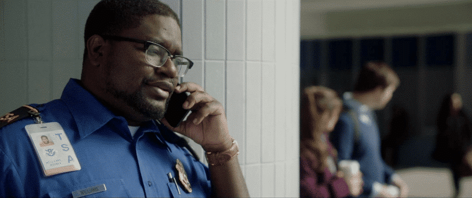 Rod Williams (Lil Rel Howery) warns his best friend that he should Get Out while the getting is good.