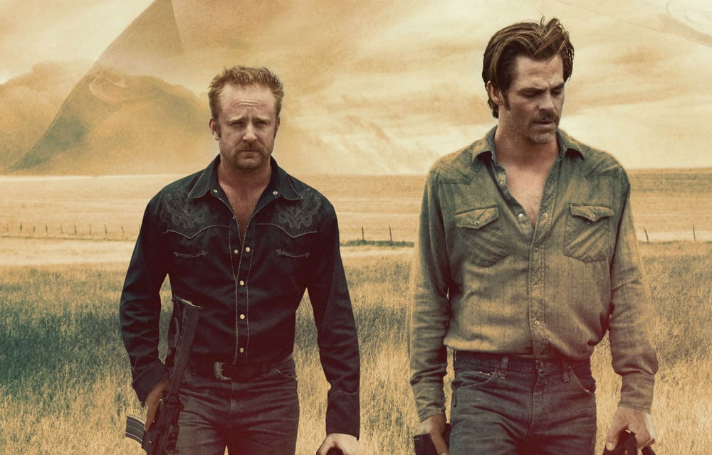 Rob all the banks without being caught is the story goal of the protagonists in Hell or High Water.