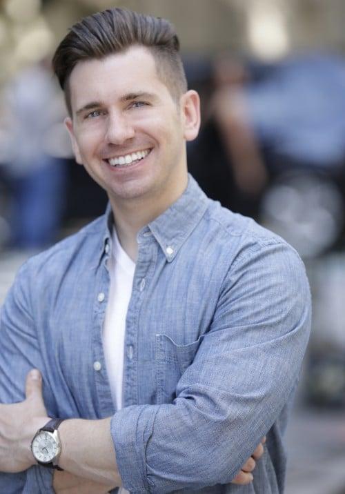 Writer Jordan Gershowitz