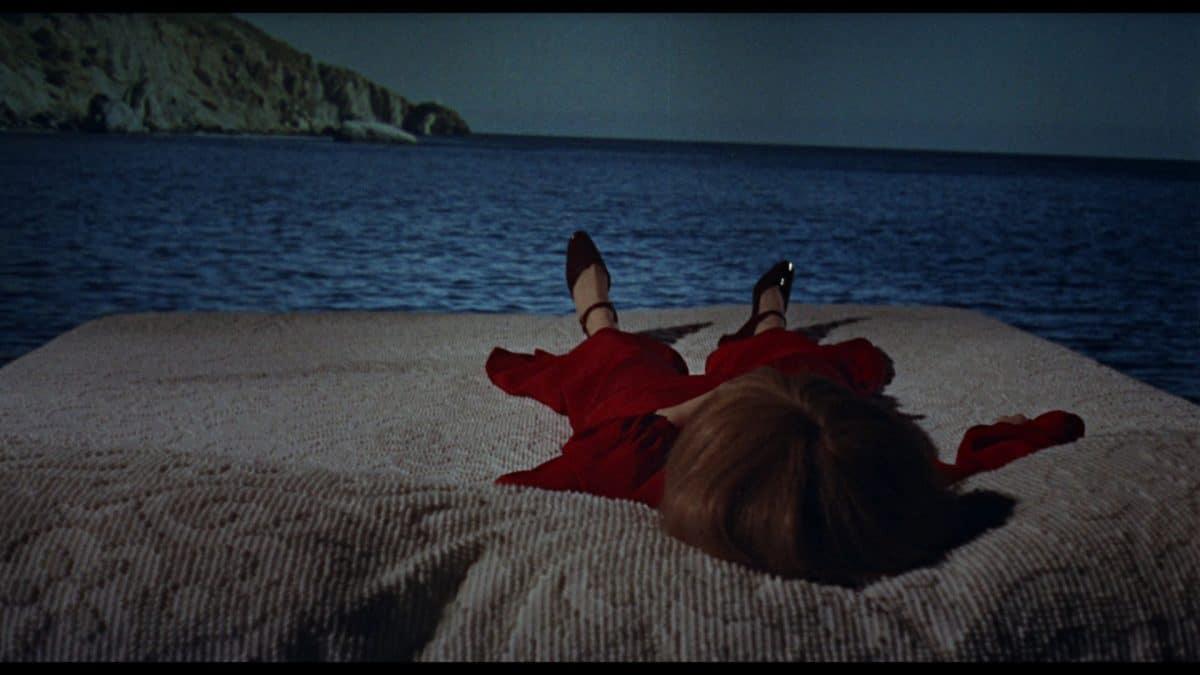 "Rosemary endures strange dreams on ""baby night."""