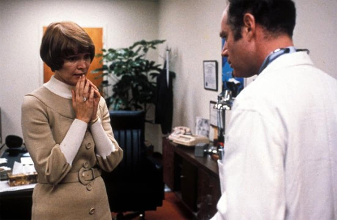 Chris doesn't receive any satisfactory answers, or results, from the doctors trying to help Regan.