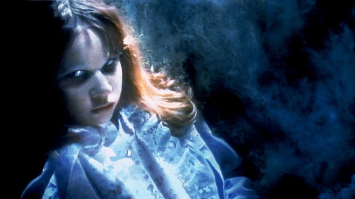 Demon inside: Pazuzu makes itself at home inside the body and mind of 12-year-old Regan.