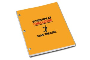 The <i>Save the Cat!® Screenplay Challenge</i> Is Here!