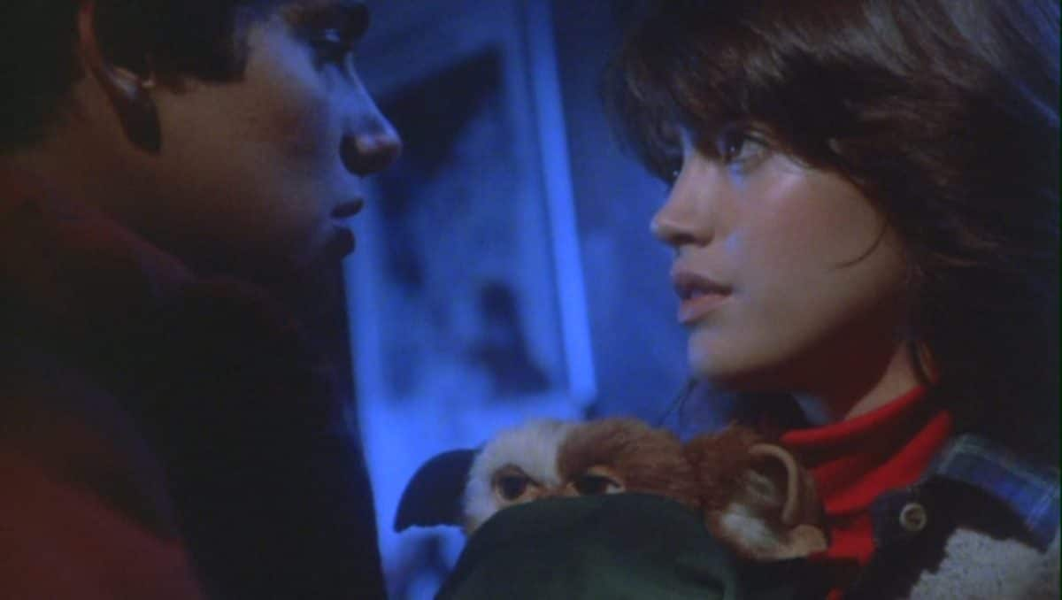 During an eye of the storm moment, Billy and Kate are unsure if they'll survive the gremlin-ravaged night.