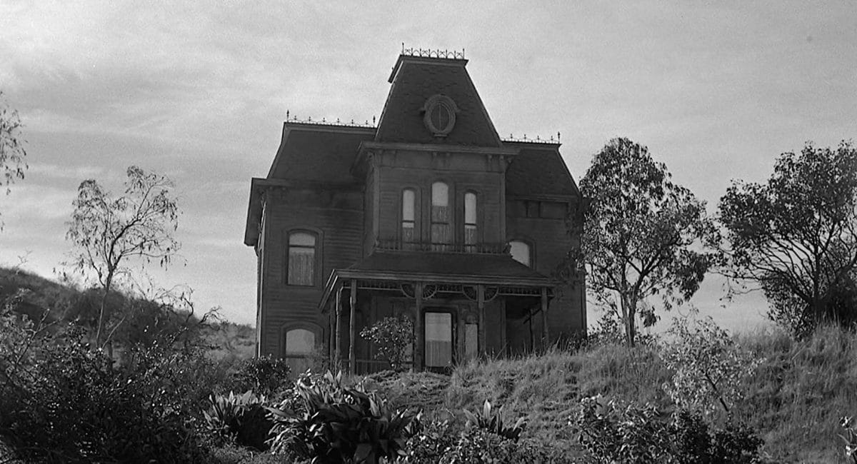 The Bates house hides many secrets within.