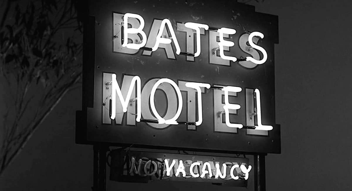 The Bates Motel on the old highway—12 cabins, 12 vacancies always.