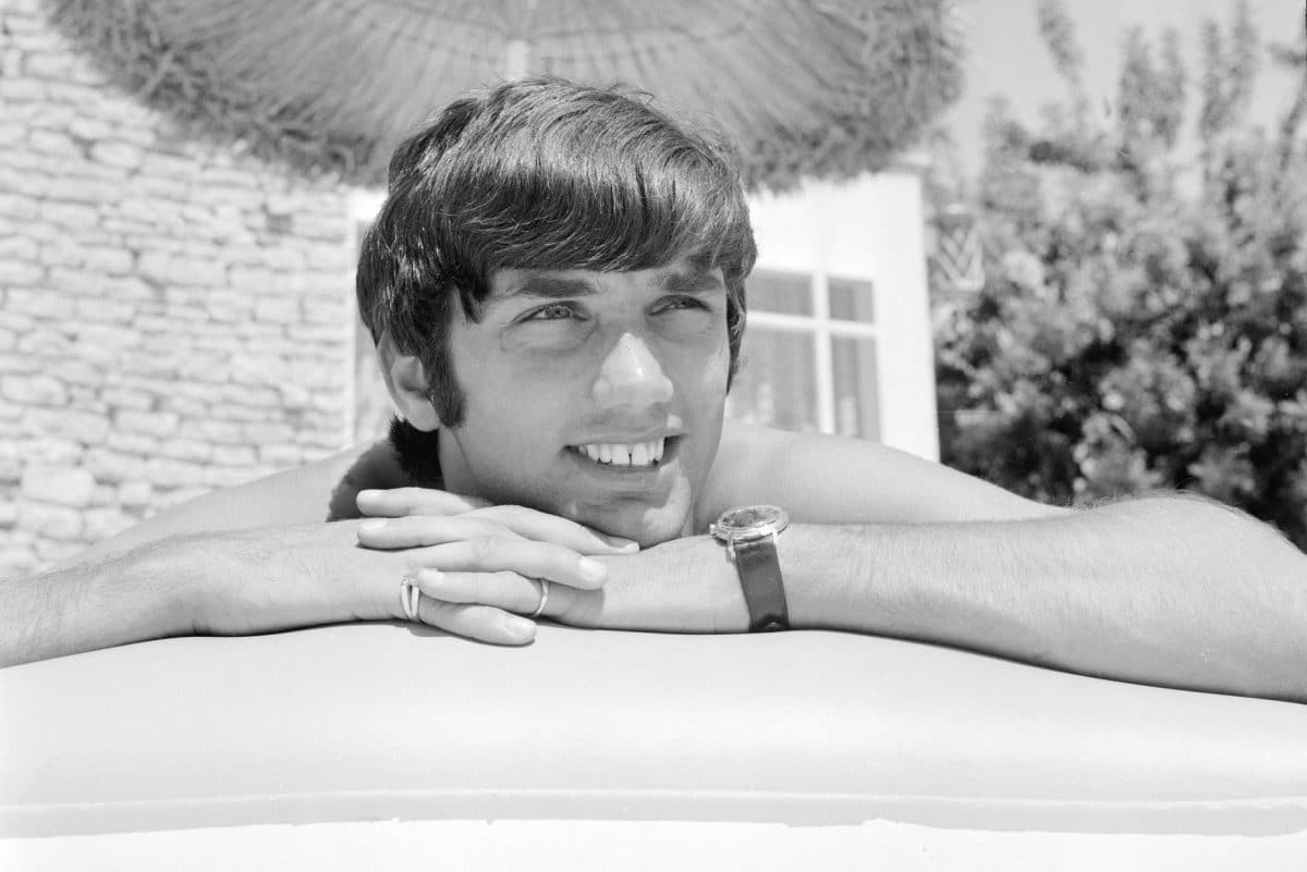 UK football star George Best