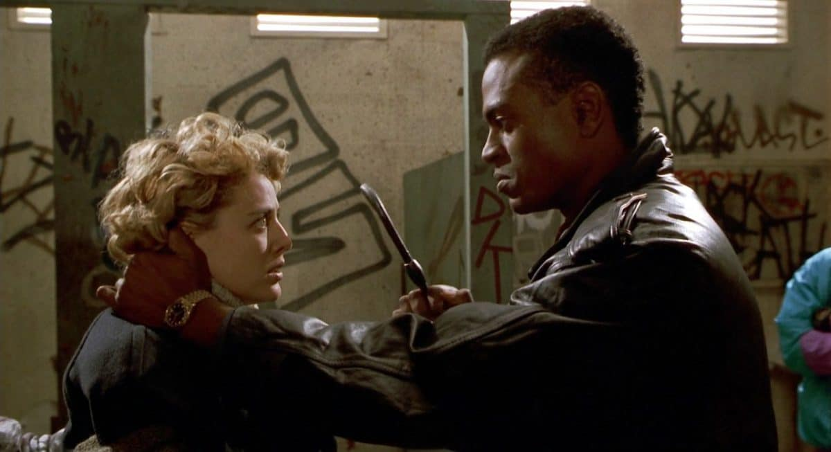 """Helen meets """"Candyman"""" but it's not the disturbing man of her dreams as she'll later learn."""