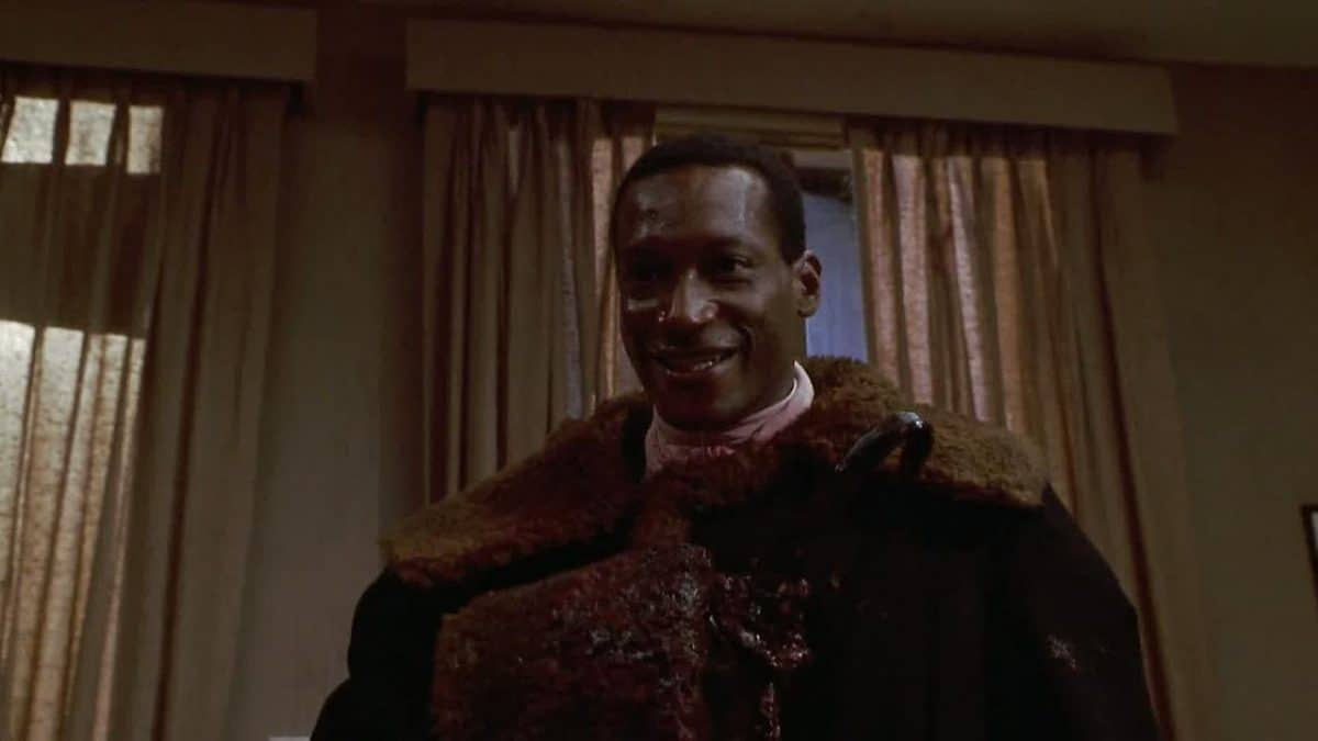 Tony Todd as the eponymous Candyman.