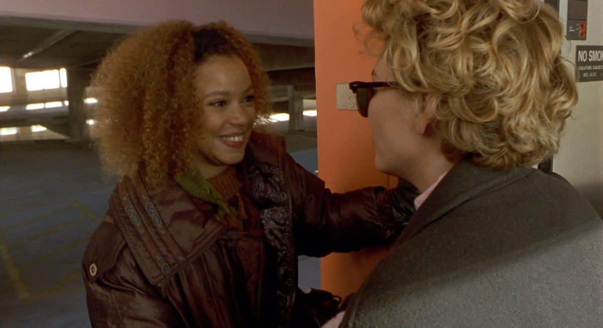 Kasi Lemmons as Bernadette Walsh, Helen's collegiate colleague in Candyman research.