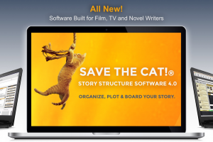 All New <i>Save the Cat!</i> Software Is Here
