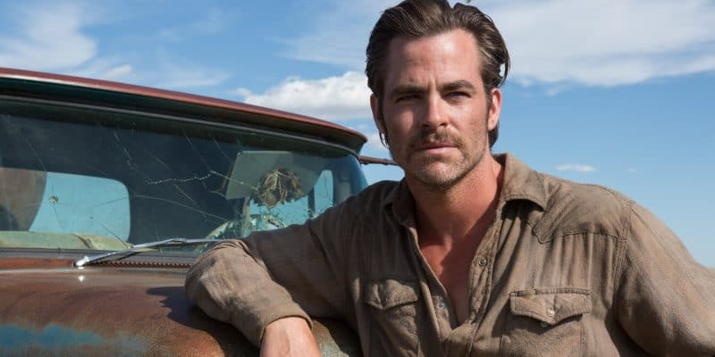 Naomi Beaty explains the Moment of Clarity for the Chris Pine character in Hell or High Water.