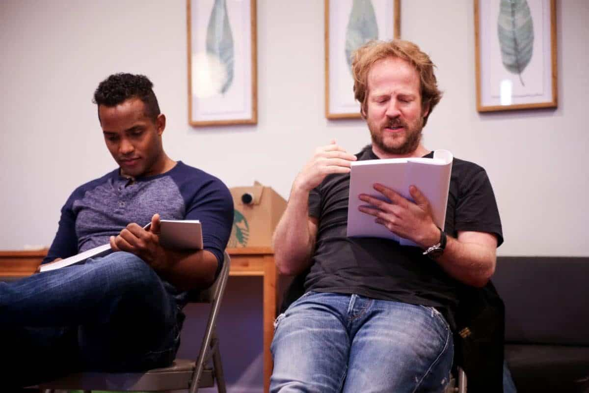 Sterling Sulieman as Andrew and David Sullivan as Atticus