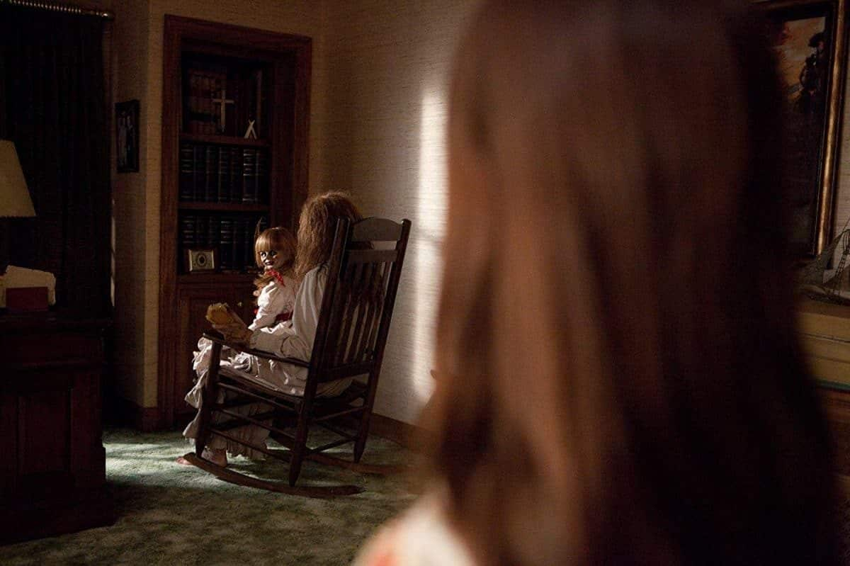 Judy learns that Annabelle is free from her glass prison.