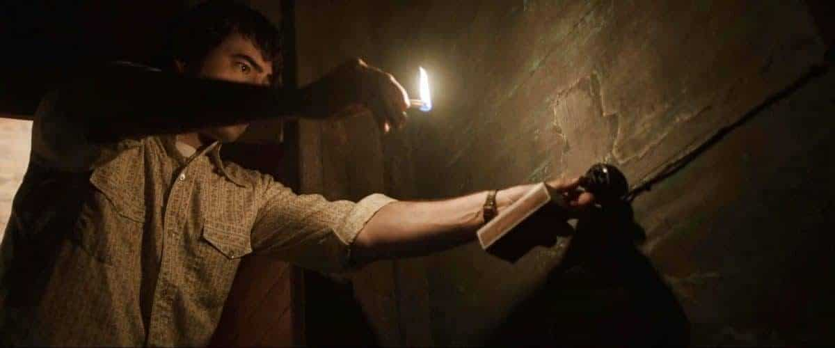 The secret cellar is discovered—and demonic things escalate quickly.